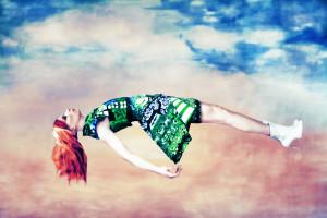 "Image of Mary Katrantzou's ""Expandit"" dress Erik Madigan Heck (American, born 1983) 2012 British Photograph *Erik Madigan Heck / Trunk Archive *Courtesy, Museum of Fine Arts, Boston"