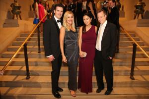 4. J.B. and Tiffany Dowd; Tonya and Ben Mezrich_Photo by Todd Mazer
