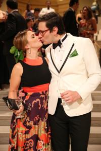 7. Elizabeth Dobrska and Brendan Cieko